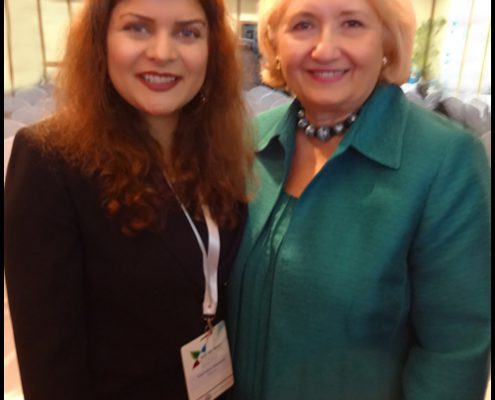 Melanne S. Verveer, Ambassador-at-Large, Secretary's Office of Global Women's Issues, U.S. Department of State