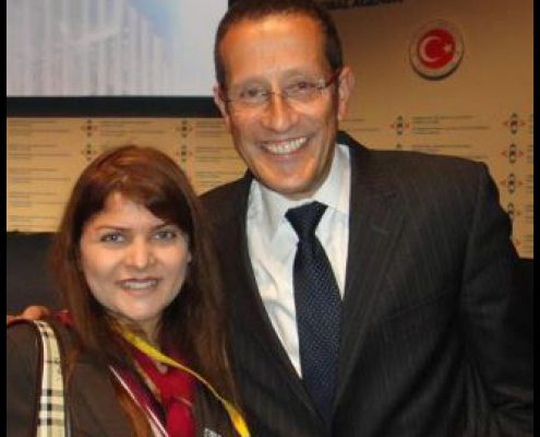 Richard Quest of CNN