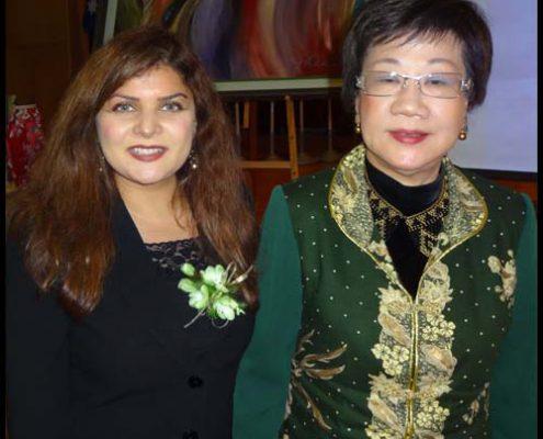 Madam Annette Lu (Vice President Taiwan 2000 to 2008)