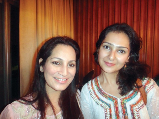 Humaira Saleem and Sumeha Khaled