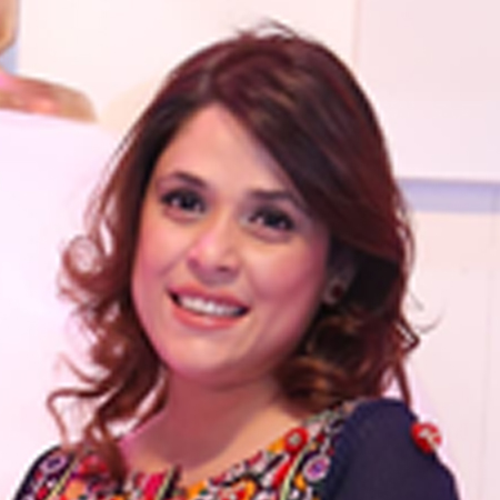 Fiza Ali<br><span>Movie Producer</span>